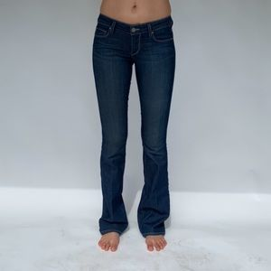 Paige Skinny Boot Jeans